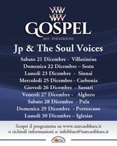 Dal 21 al 30 dicembre ritorna Gospel Explosion, la rassegna organizzata dall'associazione culturale Progetto Evoluzione, giunta alla XVII edizione.