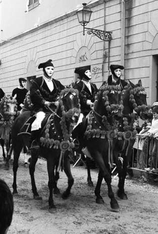 Cavalieri della Sartiglia di Oristano