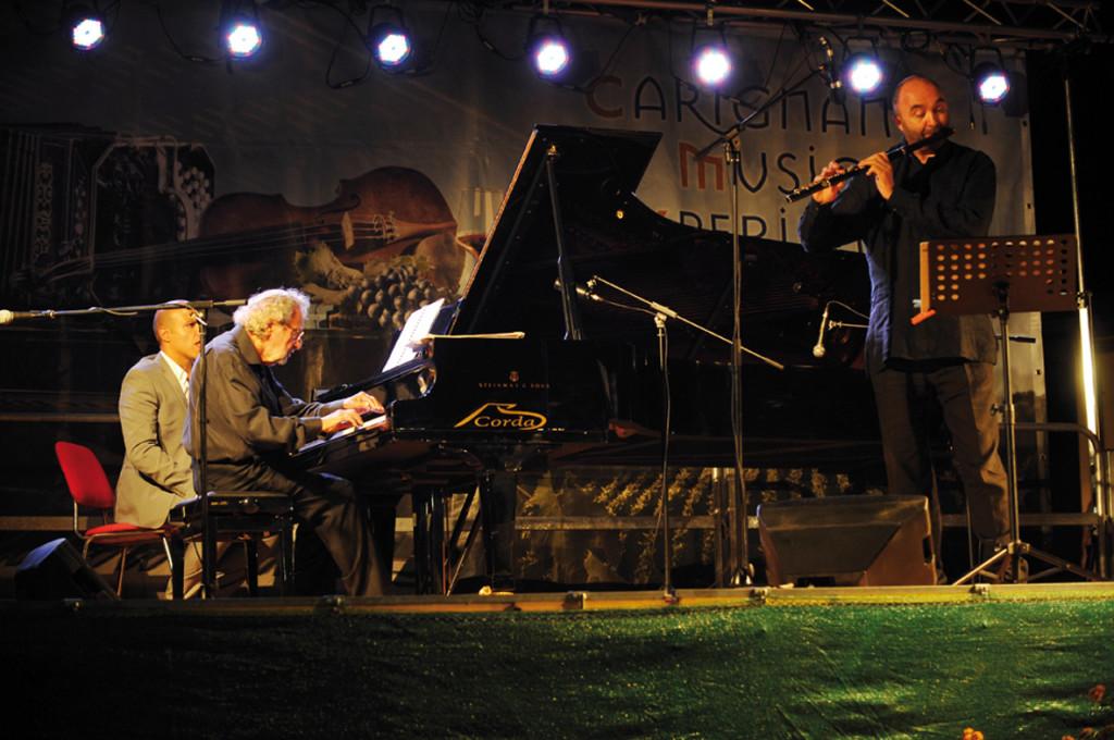 """Inizia domenica 7 luglio a Santadi """"Carignano Music Experience 2013""""."""