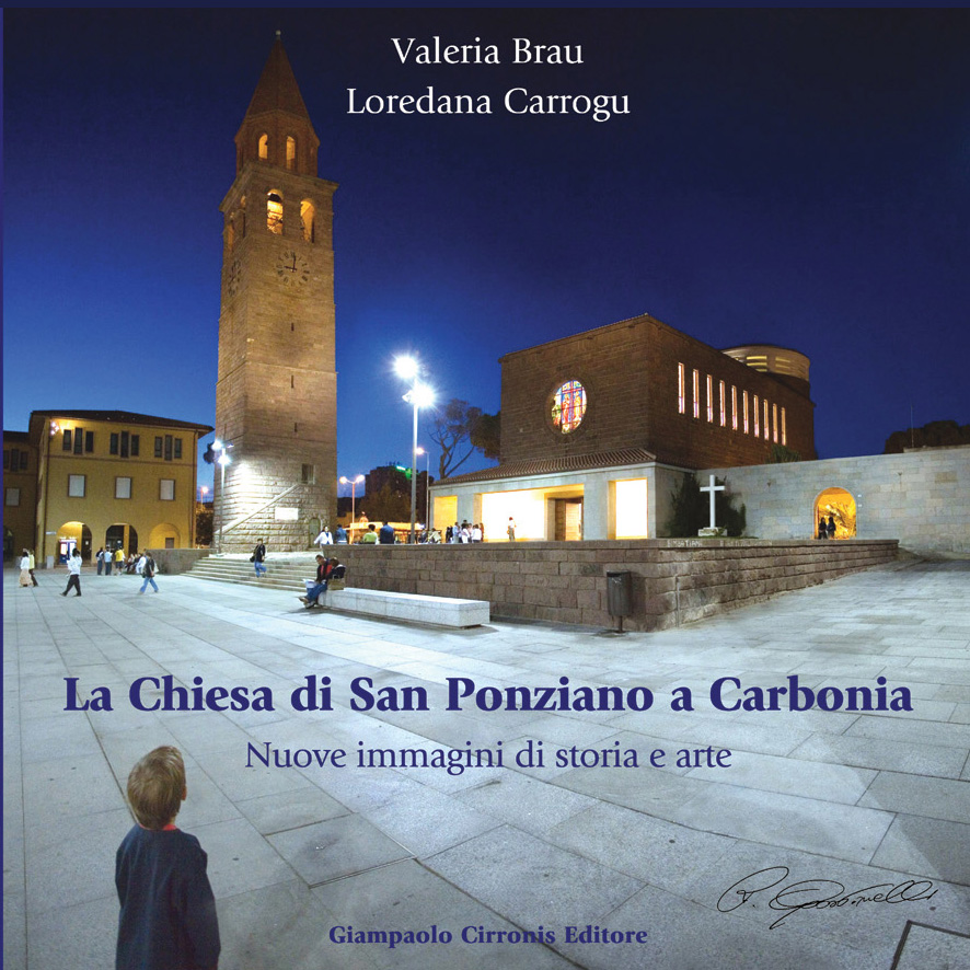 La chiesa di San Ponziano a Carbonia