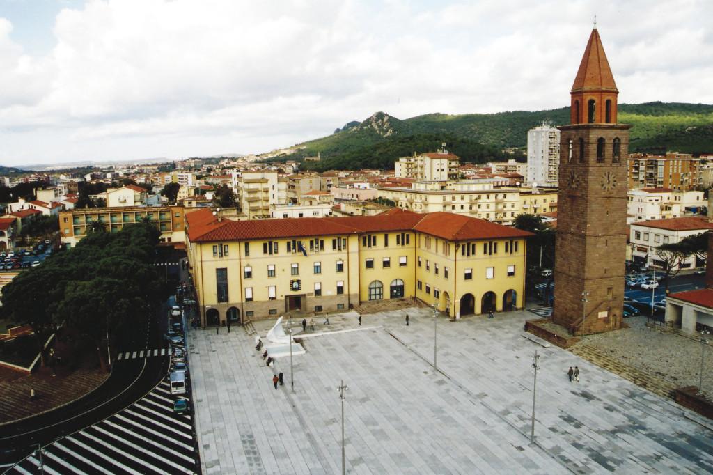 Municipio Carbonia