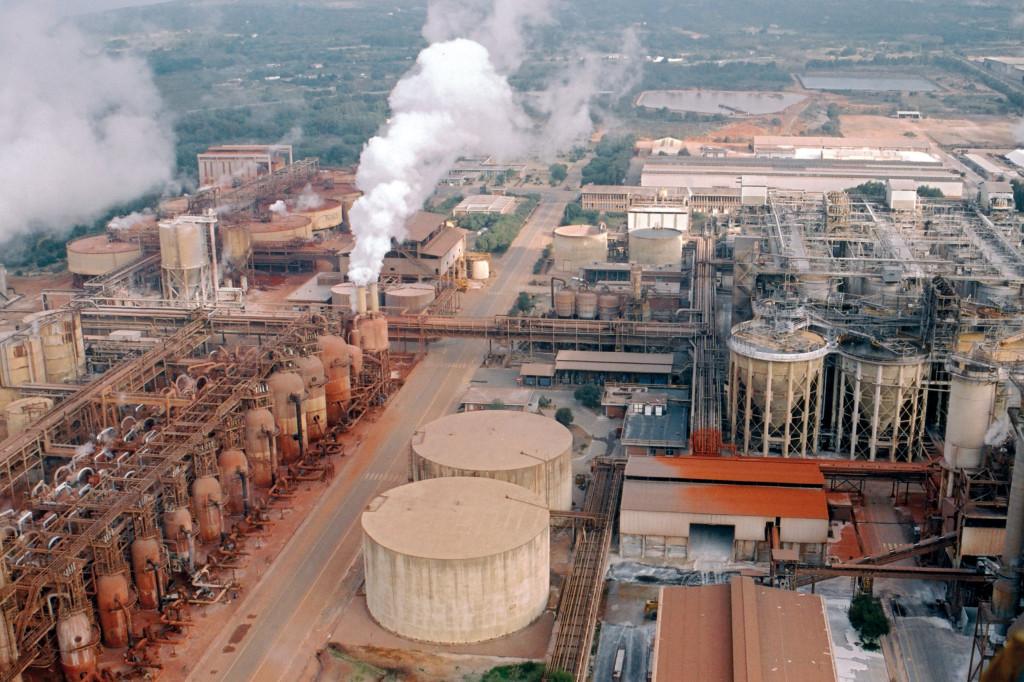 RSU Eurallumina: «L'impianto ex Tecom è stato dissequestrato dalle autorità competenti».