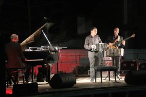 Nuevo Tango Ensemble a Calasetta.