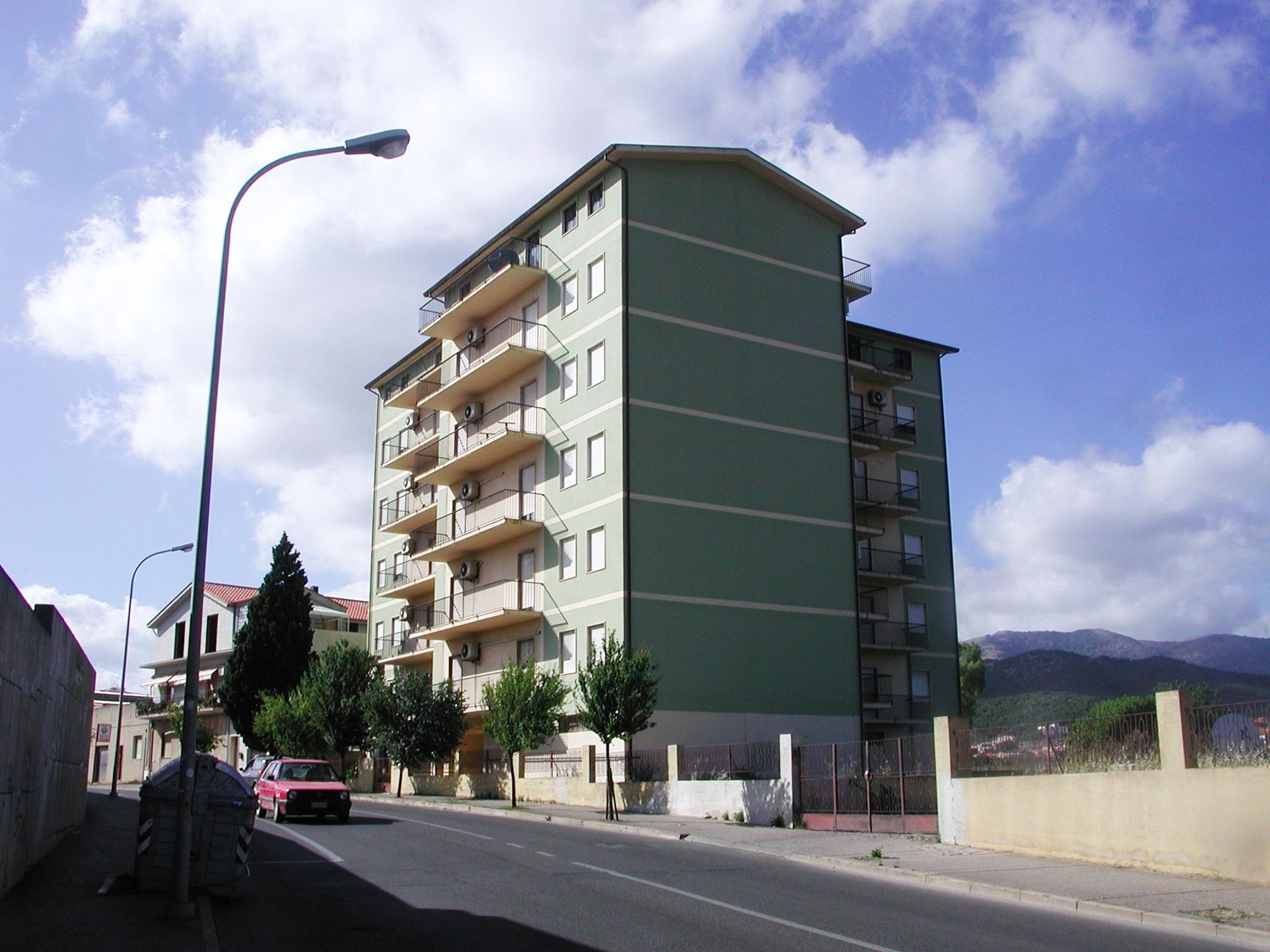 La sede Inps di Iglesias
