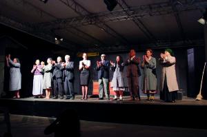 """Venerdì 4 aprile, alle ore 21.00, presso il Centro di aggregazione sociale di Sant'Anna Arresi, la Cernita Teatro presenterà lo spettacolo """"L'ho perso? L'ho perso?""""."""