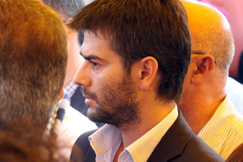 Massimo Zedda.