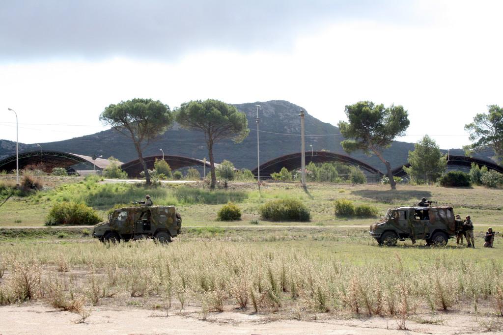 Donazione sangue: la Asl 7 ringrazia la Base militare di Teulada.