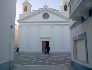 Piazza Chiesa Calasetta