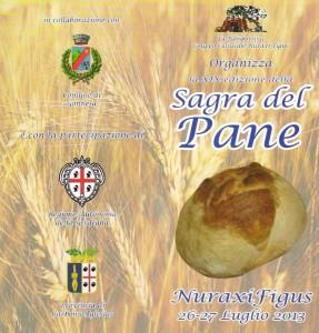 Il 26 e 27 luglio Nuraxi Figus ospita la XIX Sagra del Pane.