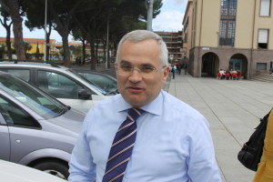 Antonello Liori, assessore regionale all'Industria.