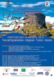 Il 17 e 18 agosto Portoscuso ospiterà la VI Fiera del Sud Ovest.