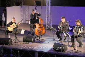 """Si conclude il 25 agosto, a Carbonia, Grande Miniera di Serbariu, con Antonella Ruggiero & Maurizio Camardi, """"Carignano Music Experience 2013""""."""