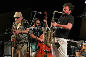 """Si conclude questa sera con il concerto della Sun Ra Arkestra, la XXVIII edizione del Festival """"Ai confini tra Sardegna e Jazz""""."""