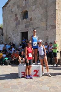 Damiano Boi e Silvia Busanca hanno vinto la 2ª Maratonina di Palmas Suergiu.