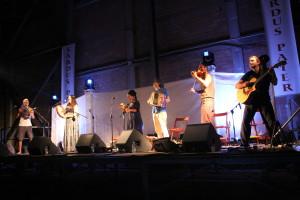 """Domenica 11 agosto 5ª tappa di """"Carignano Music Experience"""" a Sant'Anna Arresi."""