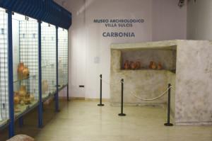 Il Museo Archeologico di Villa Sulcis resterà chiuso al pubblico resterà chiuso domani, 8 gennaio, per lavori sulla rete fognaria.