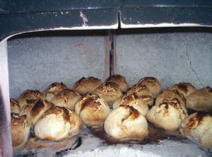 Si conclude questa sera a Giba la Sagra del pane.
