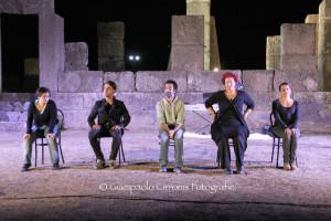 Nuovi appuntamenti per il NurArcheoFestival – Intrecci nei teatri di pietra, organizzato da Il Crogiuolo in collaborazione con il Teatro del Sottosuolo tra l'Ogliastra ed il Sulcis Iglesiente.