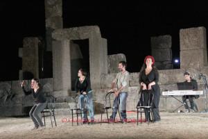 Il 13 agosto il 7° NurArcheoFestival – Intrecci nei teatri di pietra fa tappa nell'area archeologica di Tamuli, a Macomer.