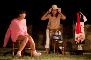 Bilancio positivo per la stagione teatrale estiva della compagnia La Cernita, a Sant'Anna Arresi.