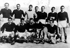 """Sabato 21 settembre, a Carbonia, Memorial """"Carlo Zoboli"""" tra Vecchie glorie Carbonia e Vecchie glorie Nuorese."""