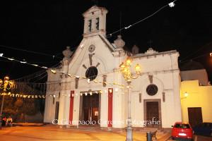 Pula - Piazza Chiesa.