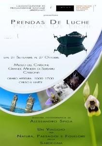 Sabato 21 settembre verrà inaugurata la Mostra fotografica Prendas de Luche, di Alessandro Spiga.