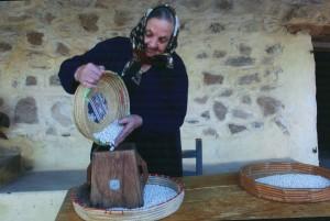 Il fagiolo bianco di Terraseo approda ad Alghero, al centro del primo Convegno dei Comitati per la biodiversità.