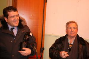 Gianni Repetto e Ugo Freguja.