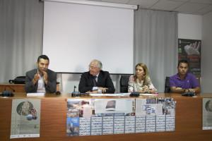 """E' stata presentata nella sede della Provincia la pubblicazione """"Sulcis Iglesiente, Emozioni da Gustare""""."""