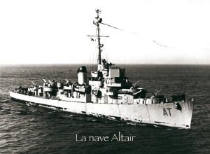 La nave Altair