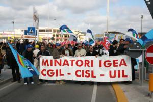 La Regione ha firmato la convenzione per il sito di Furtei, anticipato a martedì 4 novembre l'incontro con i sindacati sul caso Igea.