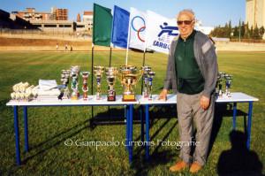"""Domenica 20 ottobre, a Carbonia, il XIV Meeting di atletica leggera """"Città di Carbonia"""" – Memorial Mirko Masala."""