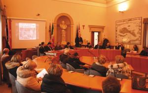 Presentazione del libro a Chioggia.