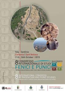 Verrà presentato domani nella sala conferenza della Provincia l'VIII Congresso internazionale di Studi Fenici e Punici.