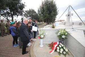 Dieci anni dopo, Sant'Antioco ha ricordato il maresciallo Silvio Olla, una delle 28 vittime della strage di Nassirya.