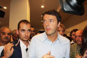 """Nasce a Iglesias il comitato """"Per Matteo Renzi segretario del Partito Democratico""""."""