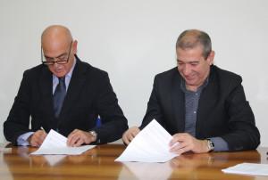 """Asl 7 e comune di Carbonia hanno sottoscritto il protocollo d'intesa """"Una firma per la vita"""", finalizzato alla promozione, informazione e raccolta delle volontà sulla donazione degli organi."""