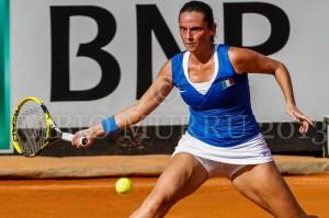 Grande festa a Cagliari per il trionfo delle azzurre nella Federation Cup di tennis.