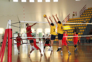 Impresa della VBA/Olimpia sul campo dell'Imballplast Arno a Pisa: 3 a 1. Per il coach Draganov è la prima vittoria. Comer Iglesias sconfitta a Civita Castellana: 3 a 1.