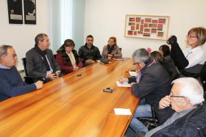 Conferenza stampa Giunta Carbonia