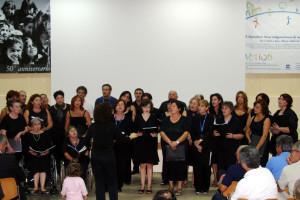 Questa sera, alle 21.00, all'Arena Mirastelle di Carbonia, si esibirà il coro polifonico del Collegium Musicum C. Monteverdi.