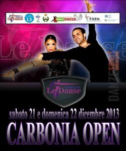 Il 21 e 22 dicembre Carbonia sarà ancora una volta capitale della danza sportiva.