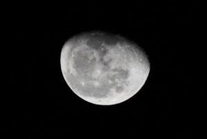 Luna 20, 21 e 22 dicembre 2013.