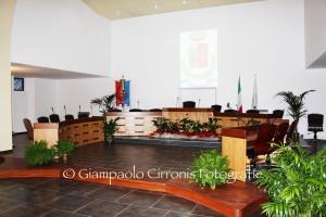 Sala consiliare San Giovanni Suergiu 1