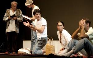 """La stagione 2013-14 del CeDAC al Teatro Centrale di Carbonia ripartirà il 13 gennaio con """"Antigone ovvero una strategia del rito""""."""