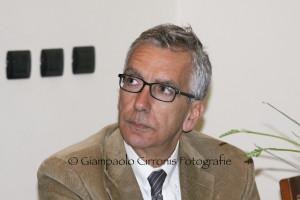 Francesco Pigliaru ha presentato questo pomeriggio, nel corso di una conferenza stampa, la nuova Giunta regionale.