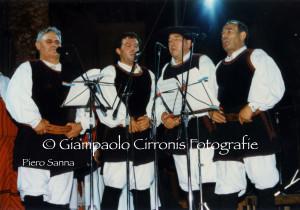 """La Sardegna saluta Piero Sanna, indimenticabile voce de """"I tenores di Bitti""""."""