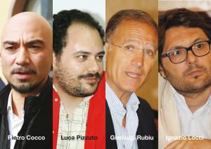 Manca l'ufficialità ma è pressoché certo che con Pietro Cocco (PD) entreranno in Consiglio regionale Luca Pizzuto (SEL), Gianluigi Rubiu (UDC) e Ignazio Locci (Forza Italia).