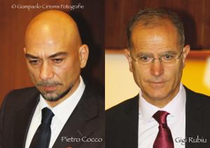 In Consiglio regionale sono stati costituiti 9 gruppi. Pietro Cocco è il capogruppo del PD, Gigi Rubiu è il capogruppo dell'UDC.